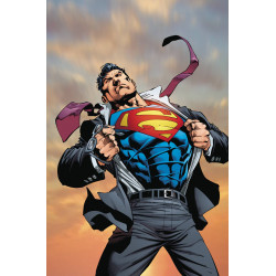SUPERMAN UP IN THE SKY 5