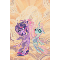MY LITTLE PONY FRIENDSHIP IS MAGIC 84 CVR B RICHARD