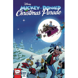 MICKEY AND DONALD CHRISTMAS PARADE 2019