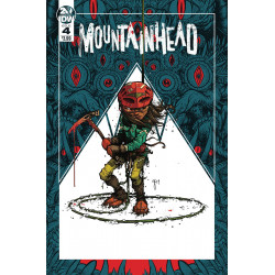 MOUNTAINHEAD 4 CVR A RYAN LEE