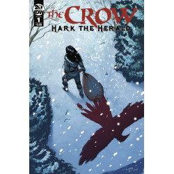 CROW HARK THE HERALD 1 SEELEY