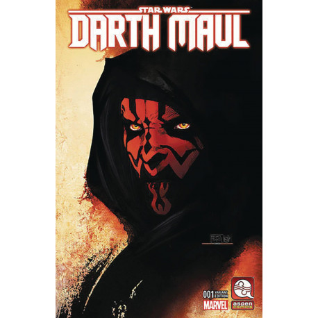 DARTH MAUL 1 VAR CVR A MICHAEL TURNER