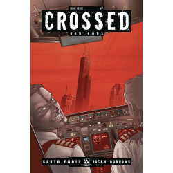 CROSSED BADLANDS 1 C2E2 VIP VAR