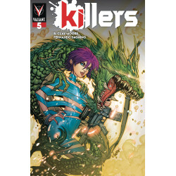 KILLERS 5 CVR A MEYERS
