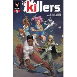 KILLERS 5 CVR B ROCAFORT