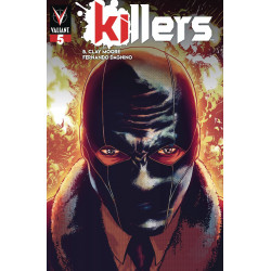 KILLERS 5 CVR C MASTERS