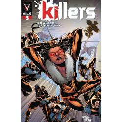 KILLERS 5 CVR D CHRISCROSS