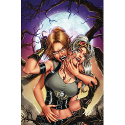 VAN HELSING VS DRACULAS DAUGHTER 4 CVR B RIVEIRO