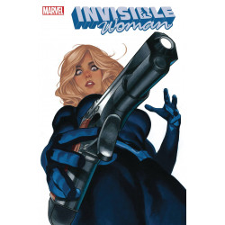INVISIBLE WOMAN 5