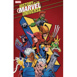 HISTORY OF MARVEL UNIVERSE 5