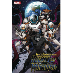 BLACK PANTHER AND AGENTS OF WAKANDA 3