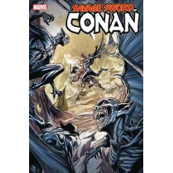 SAVAGE SWORD OF CONAN 11