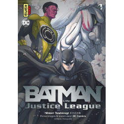 BATMAN AND THE JUSTICE LEAGUE, TOME 4
