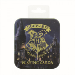 HARRY POTTER - JEU DE 52 CARTES - CHATEAU DE POUDLARD