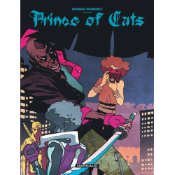 PRINCE OF CATS - TOME 0 - PRINCE OF CATS