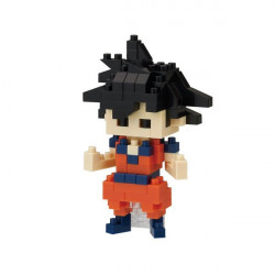 GOKU DRAGON BALL Z NANOBLOCK BUILDING BLOCK SET