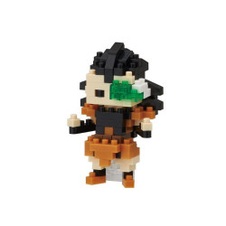 RADITZ DRAGON BALL Z NANOBLOCK BUILDING BLOCK SET