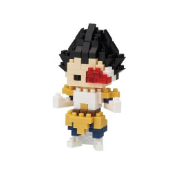 VEGETA DRAGON BALL Z NANOBLOCK BUILDING BLOCK SET
