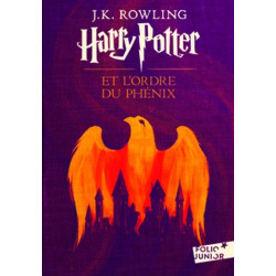 HARRY POTTER, V : HARRY POTTER ET L'ORDRE DU PHENIX