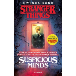 STRANGER THINGS - SUSPICIOUS MINDS -VERSION FRANCAISE-