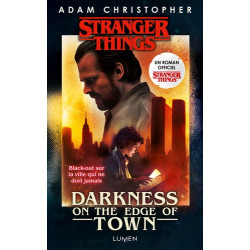STRANGER THINGS - DARKNESS ON THE EDGE OF TOWN - VERSION FRANCAISE