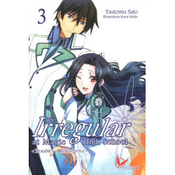 THE IRREGULAR AT MAGIC HIGH SCHOOL - TOME 3 - VOLUME 03