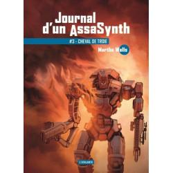 CHEVAL DE TROIE - JOURNAL D'UN ASSASYNTH LIVRE 3