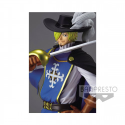 SANJI TREASURE CRUISE WORLD JOURNEY ONE PIECE STATUETTE PVC 22 CM