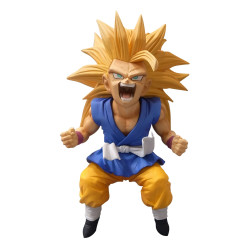 DRAGON BALL SON GOKU FES VOL.10 SON GOKU SSJ3 GT VER. 10 CM