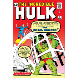 TRUE BELIEVERS HULK HEAD OF BANNER