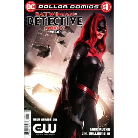 DOLLAR COMICS DETECTIVE COMICS 854