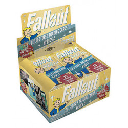 FALLOUT SERIES 2 TRADING CARDS