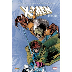 X-MEN : L'INTEGRALE T38 (1994)