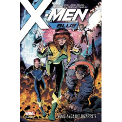 X-MEN: BLUE T01
