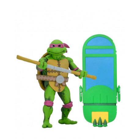 DONATELLO TURTLES IN TIME ACTION FIGURE