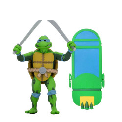LEONARDO TURTLES IN TIME ACTION FIGURE