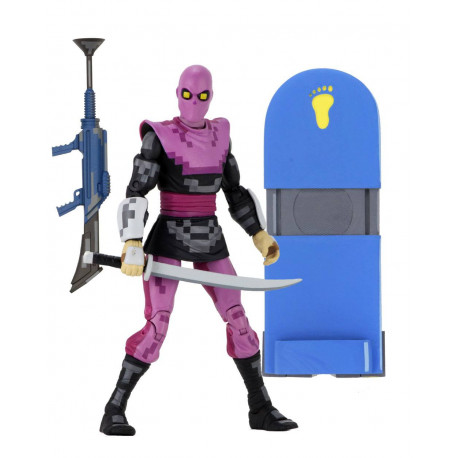 FOOT SOLDIER TURTLES IN TIME ACTION FIGURE