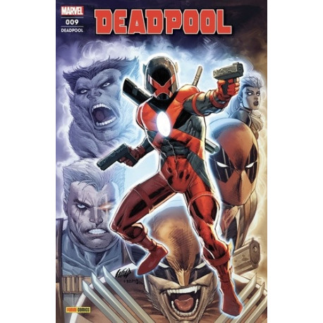 DEADPOOL (FRESH START) N 9