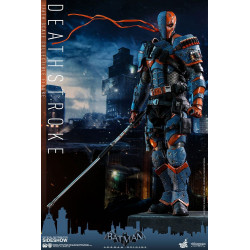 DEATHSTROKE 1/6 VIDEOGAME MASTERPIECE BATMAN ARKHAM ORIGINS ACTION FIGURE