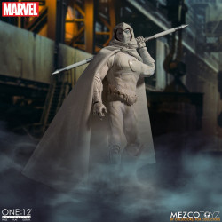 MOON KNIGHT MARVEL FIGURINE 1:12 17 CM