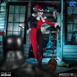 DC COMICS FIGURINE 1:12 HARLEY QUINN DELUXE EDITION 16 CM