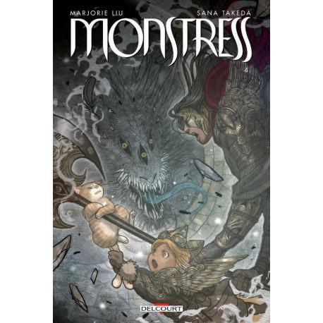 MONSTRESS T04 - L'ELUE