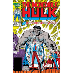 TRUE BELIEVERS HULK GRAY HULK RETURNS