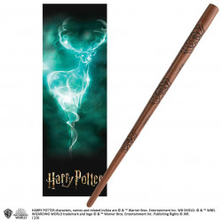 JAMES POTTER HARRY POTTER REPLIQUE BAGUETTE PVC 30 CM