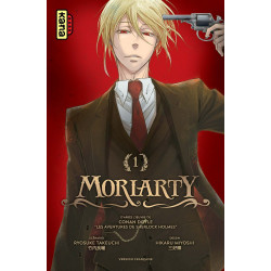 PACK T1A T3 MORIARTY