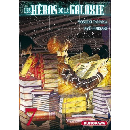 LES HEROS DE LA GALAXIE - TOME 7