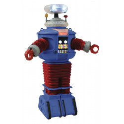 ELECTRONIC B9 ROBOT LOST IN SPACE ACTION FIGURE