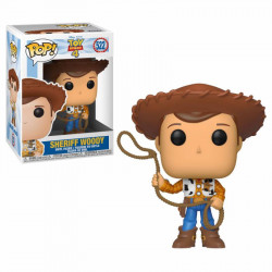 WOODY TOY STORY DISNEY VYNIL POP! FIGURE