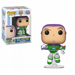 BUZZ LIGHTYEAR TOY STORY DISNEY VYNIL POP! FIGURE