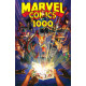 MARVEL COMICS #1000 BY ALEX ROSS POSTER